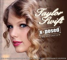 Taylor Swift-Taylor Swift Xposed CD NEW