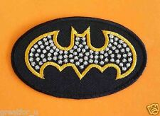 Patch Lo go Batman  sew on jackets or hat+for gift handmad