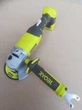 Ryobi Akku Winkelschleifer R18AG-0 one + plus Schlüsselhaltegriff nur bei uns!