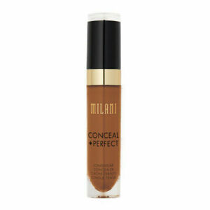 (Cool Cocoa) - Milani Conceal + Perfect Longwear Concealer - Cool Cocoa #185