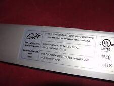 GVA Lighting STR7 LOW Voltage Class2 STR7-900-CM-CLR-6-1W-120-AM-ND-LL1200-VAR.B