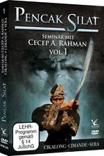 Pencak Silat Seminar mit Cecep A. Rahman Vol.1 DVD Cikalong Cimande & Sera