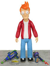 "Futurama FRY Complete 5.5"" Action Figure Toynami 2007"