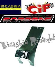 9396 - COPRISTERZO COPRICLACSON EFFETTO CARBONIO CARBONE VESPA 125 150 200 PX