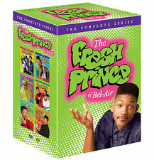 The Fresh Prince of the Bel Air Complete Series Seasons 1 2 3 4 5 6 DVD Gift Set