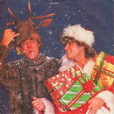"Wham, Last Christmas, NEW/MINT Original UK 7"" vinyl single in gatefold sleeve"