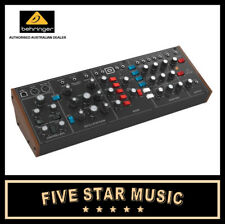 BEHRINGER MODEL D ANALOG SYNTHESIZER MODELD SYNTH RACK UNIT - NEW - IN STOCK!
