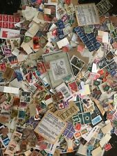 Large Great Britain Stamps Vintage & Modern Collection Lot Mxe