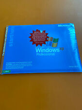 Microsoft Windows XP Professional Full Version 2002 Service Pack 2 NEW