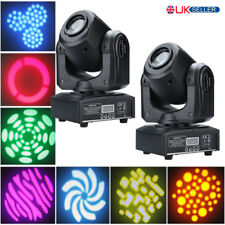 30w LED Moving Head Stage Light Spotlight RGBW Dmx-512 Pan/tilt Disco Party DJ