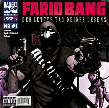 Farid Bang Der letzte Tag Deines Lebens NEU OVP exklusive Amazon Edition