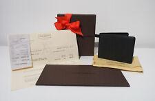 LIKE NEW Louis Vuitton Slender Taiga Mens Wallet M32703