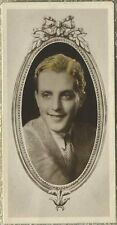 Phillips Holmes 1934 Godfrey Phillips Stars of the Screen Tobacco Card #44