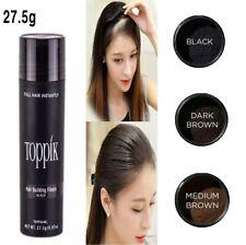 Toppik Hair Fibers Keratin  Hair Building Fibers,Thickening Spray 27.5g