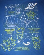 LITTLE GREEN MEN LGM Men's Size Large L Tee T-shirt Toy Story Buzz Lightyear