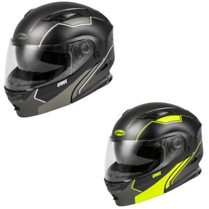 2021 GMax MD01 Exploit Modular Full Face Motorcycle Helmet - Pick Size & Color