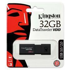 Kingston DataTraveler 100 G3 32GB USB 3.0 Chiavetta USB