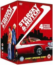 Starsky and Hutch The Complete Series Season 1+2+3+4  TV Series 20xDVDs R4