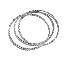 316L Surgical Stainless Steel Bangles