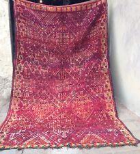 Vintage Moroccan Beni Mguild  Ziane Rug  360 X 215cm