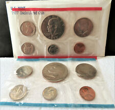 1977 United States Uncirculated Mint Set compete