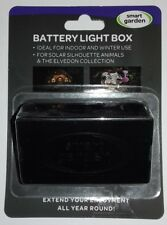 Battery Light Box for Smart Solar Silhouette Animals & Elvedon Collection