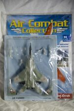 "Air Combat Collection #14 Mikoyan MiG-29 ""Fulcrum"" 1/100 Scale Die-cast Model"