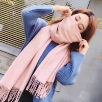 Women Scarf Winter Warm Cashmere Long Scarves Pashmina Shawl Stole Wraps