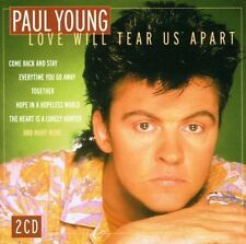 Paul Young Love will tear us apart (compilation, 2001, Sony) [2 CD]