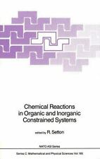 Nato Science Series C Ser.: Chemical Reactions in Organic and Inorganic...