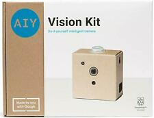 New Google Aiy Vision Kit Do It Yourself Intelligent Camera with Raspberry Pi