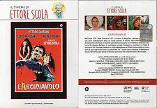 L'ARCIDIAVOLO DVD ETTORE SCOLA FILM MOVIE ITALIAN LANGUAGE MICKEY ROONEY