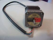 VEXTA MODELPK545-NB five-phase stepper motor, .72 deg/step