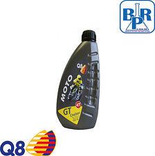 1 LITRO OLIO MOTORE MOTO Q8 4T GT CRUISER 15W-50 (LT.1)
