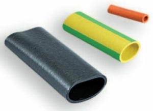 Elastic Rubber Binding Sleeves 10 x 25mm A5 (Pack 10) Various Colours