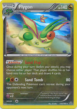 2x Pokemon Primal Clash Flygon - 110/160 - Rare Card
