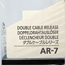 Nikon AR-7 Double Cable Release for bellows unit and D100,F4,F3.FM3A,FM2,FE10