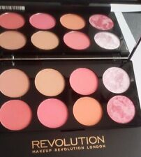 Makeup Revolution  8 Blush and Contour Powder Palette - SUGAR AND SPICE Free 1st
