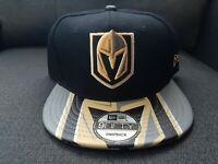 Las Vegas Golden Knights NHL New Era 9Fifty Adjustable Snapback Hat Cap