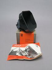 Linhof Universal Sonnenblende Lens Hood Filterhalterung OVP Beipackzettel 42-51