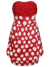 Abbigliamento vintage rossi per donna taglia 40