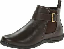Vionic Adrie Womens Casual Ankle Boot Dark Brown - 8.5