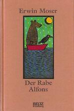 Erwin Moser, Der Rabe Alfons - gebundene Ausgabe - 1996 - Sonderausgabe -
