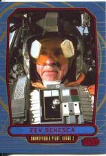 Star Wars Galactic Files Red Parallel #147 Zev Senesca