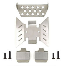 Metal Armor Guard Plate Chassis Armor Set for AXIAL SCX10 III Car Upgrade Parts