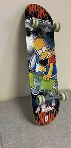 Bart Simpson Skateboard from Ventura Corporation Ltd (ourcode RP)