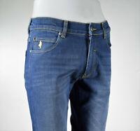 Jeans Denim Elasticizzato MCS Stone Washed lavaggio leggero Collezione 2020
