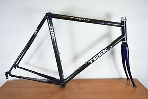 Trek 2100 Pro Composite Carbon Road Bike Frame True Temper USA 57cm