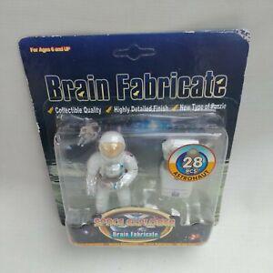 Brain Fabricate-Space Explorer astronaut nasa figure rare moon landing universe