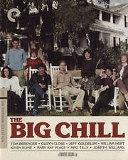 THE BIG CHILL NEW BLU-RAY Factory Sealed!  Ships in 24 hours!